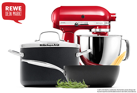 REWE Kitchen Aid