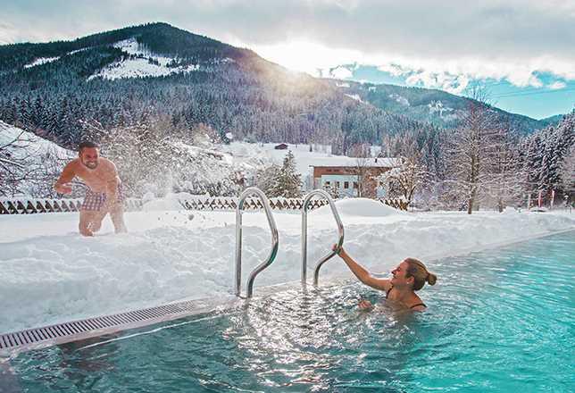 Alpenhof Pool