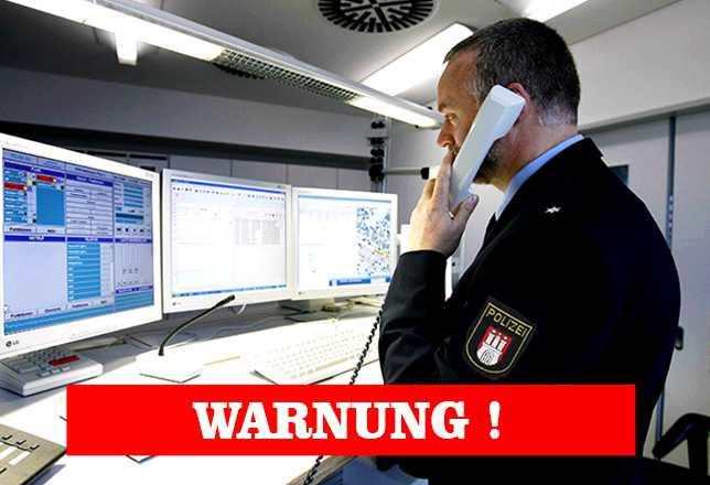 warnung diebstahl bilder